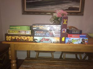 Various board games for sale for Sale in Orlando, FL