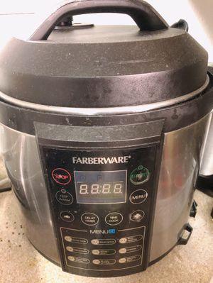 Pressure cooker 7 in 1 Programmable for Sale in Bellevue, WA