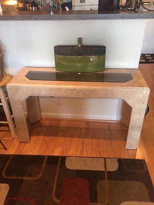Table 27H x 17W x 47.5L for Sale in Reston, VA