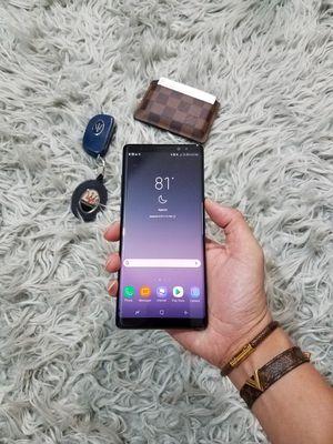 Samsung Note 8 Unlocked 100% Feedbacks 5 Stars for Sale in Morrow, GA