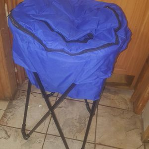 Blue Outdoor Collapsible Nylon Stand Up Cooler for Sale in Chicago, IL