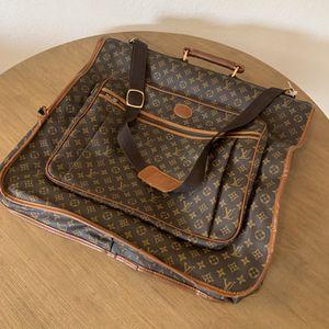 Louis Vuitton Portable Cabin Monogram Garment Bag with Strap for Sale in Delray Beach, FL