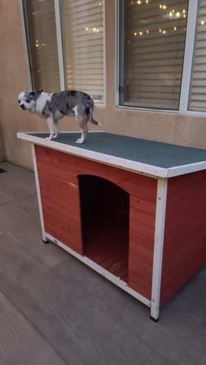 WOODEN DOG HOUSE FOR SALE for Sale in Murrieta, CA