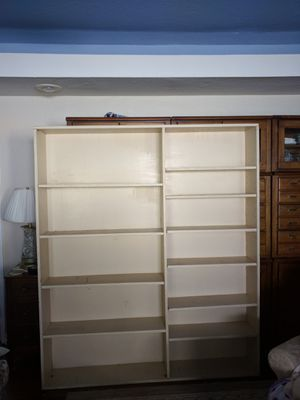 Bookcase or Storage Shelving for Sale in Fallbrook, CA