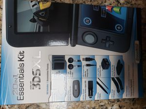 Nintendo 3DS XLS essential kit - new never opened for Sale in Davenport, FL