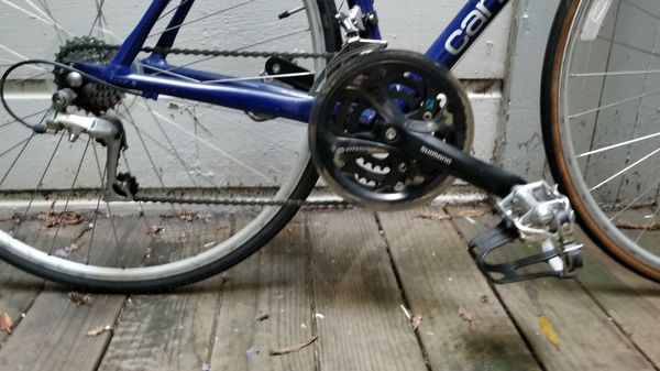 "Cannondale Road Bike 26"""