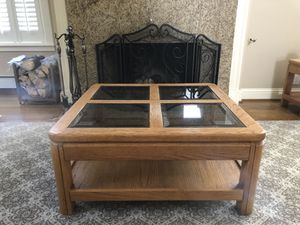 Beautiful Coffee Table for Sale in Seattle, WA
