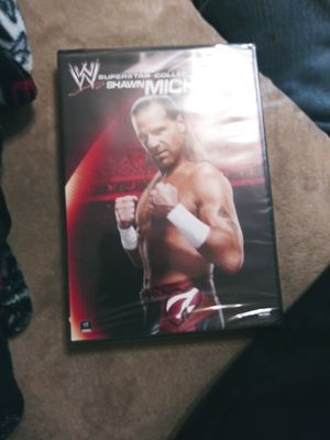 Superstar collection shawn michaels dvd 2012 for Sale in Cedar Hill, TX