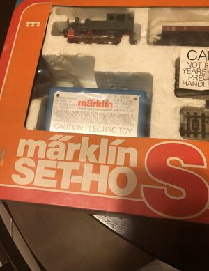 Marklin Set-Ho S for Sale in GRND VW HUDSN, NY
