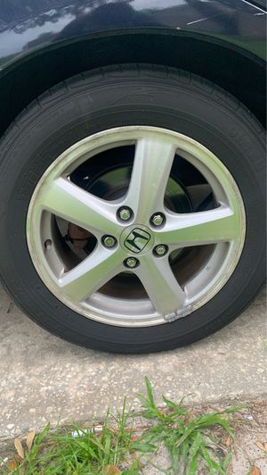 Honda Rims For Trade or Sale for Sale in Orlando, FL