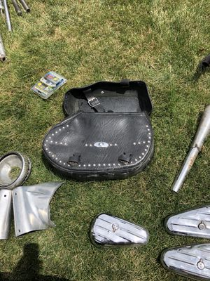 Harley Softail right side saddlebag for Sale in Cleveland, OH