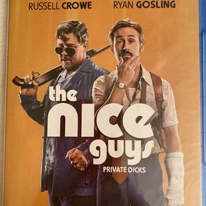 New the nice guys blu ray for Sale in Tacoma, WA