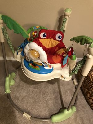 Fisher Price Jumperoo for Sale in Woodinville, WA