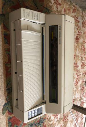 okidata microline 8480fb printer for Sale in Woodbridge, VA