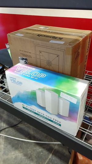 Linksys velop whole home WiFi for Sale in Chino Hills, CA