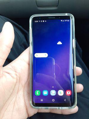 64 GB Black Sprint Samsung Galaxy S9 for Sale in Kaysville, UT