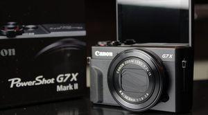 Canon G7 X Mark II digital camera for Sale in Orem, UT