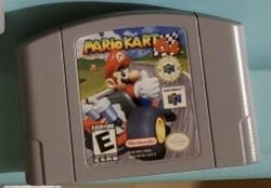 N64 Mario Kart 64 for Sale in Plainfield, IL