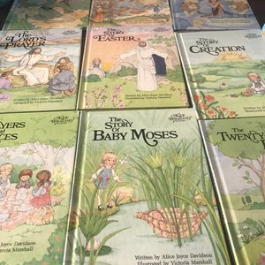 An Alice in Bibleland Story Book, Bible Story Books, for Sale in Kissimmee, FL