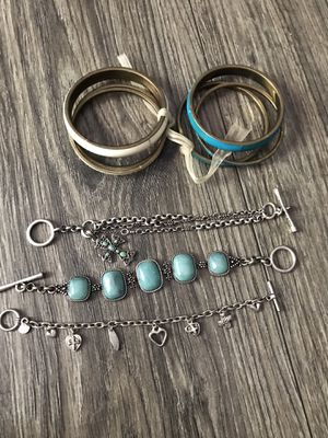 9 bracelet lot for Sale in Los Angeles, CA