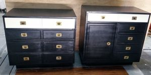 2 Beautiful MID CENTURY Dressers / Chest of Drawers / Tv stands for Sale in Glendale, AZ