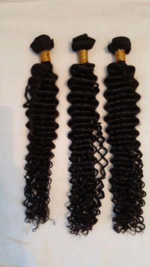 """3x 24"""" Brazilian Deep Curl for Sale in Silver Spring, MD"""