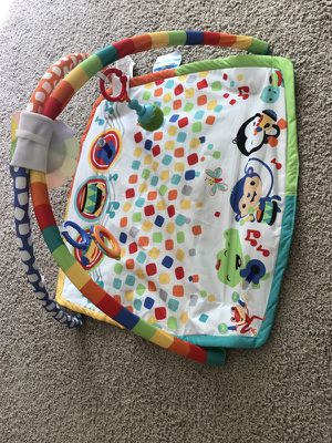 Baby play Mat with toys for Sale in Denver, CO