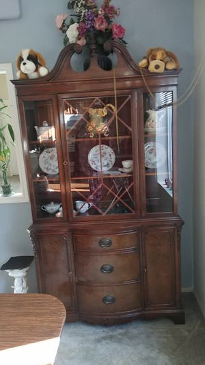 Antique cabinet for Sale in Clackamas, OR