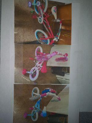 3 girls bikes for Sale in Oldsmar, FL