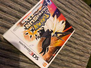Pokémon Ultra Sun (Nintendo 3DS, 2017) for Sale in Davis, CA