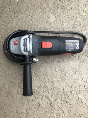 Drill Master angle grinder for Sale in Miami Gardens, FL