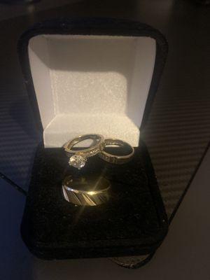 Juego de anillos de 14 kilates for Sale in Pittsburg, CA