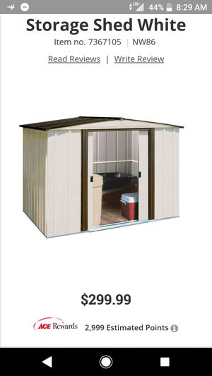 8x6 storage shed for Sale in El Paso, TX