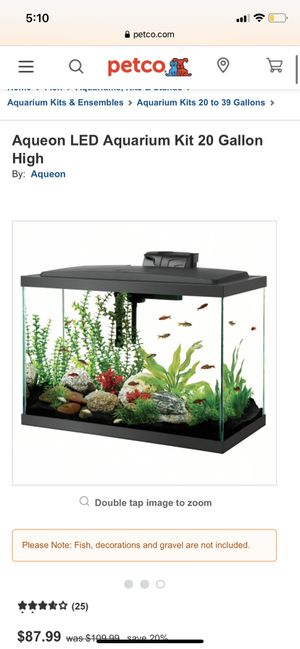 Fish tank . for Sale in San Francisco, CA