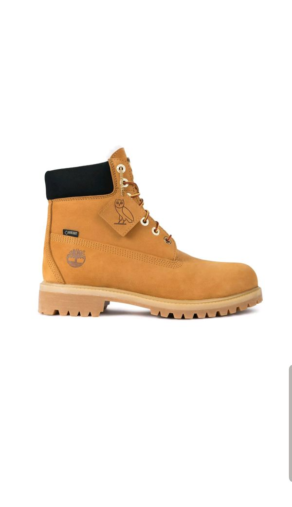 Brand new OVO TIMBERLAND Boots