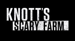 Knott's Scary Farm tickets (4 pack) for Sale in Yucaipa, CA
