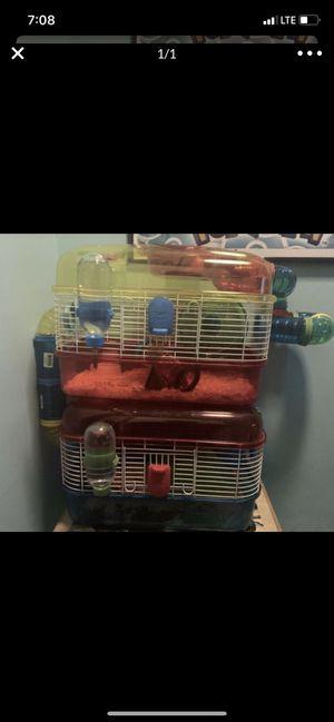 Hamster cage for Sale in El Cajon, CA