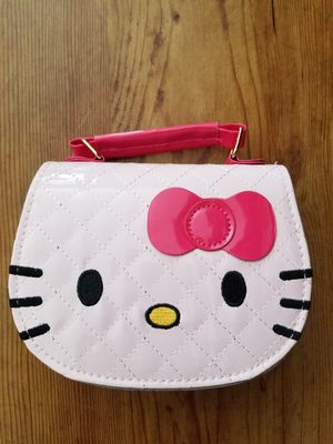 Hello kitty pink purse for Sale in Desert Hot Springs, CA