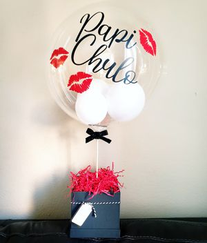 Father's Day Gift / Balloon Arrangement / Personalized Balloons for Sale in Las Vegas, NV
