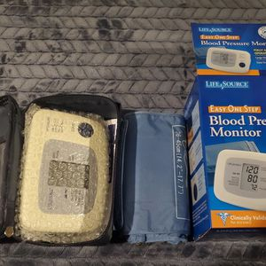 Life Source Blood Pressure Monitor- New for Sale in Campbell, CA