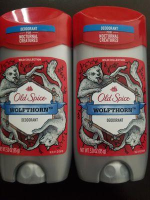 Men's Old Spice Deodorant for Sale in Bellflower, CA