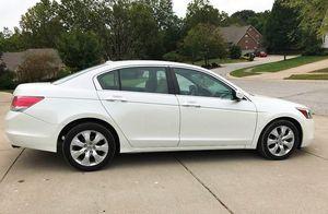 WHITE 2008 Honda Accord EX-L FWDWheels Good for Sale in Abilene, TX