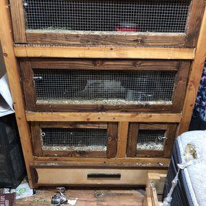 Rabbit Condo/Hutch $150 OBO for Sale in Colton, OR