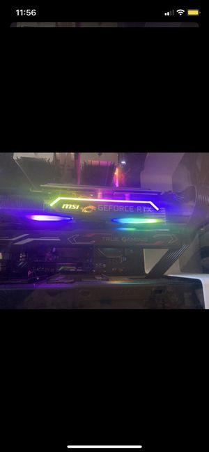 2080 super MSI X TRIO for Sale in Pico Rivera, CA