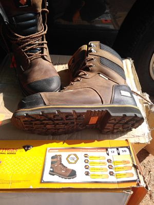 Steeltoe work boots for Sale in Durham, NC
