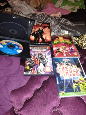 5 brand new dvds for Sale in South Gate, CA