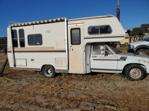 rv toyota mobile home 81 for Sale in Riverside, CA