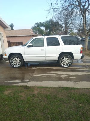 """2002 chevy tahoe for sale!"" for Sale in Fresno, CA"