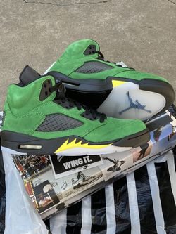 New Jordan 5 Retro SE Oregon - Bulk DS for Sale in Modesto,  CA