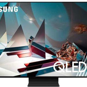 SAMSUNG 75-inch Class QLED Q800T Series - Real 8K Resolution Direct Full Array 24X Quantum HDR 16X Smart TV with Alexa Built-in (QN75Q800TAFXZA, 2020 for Sale in Tustin, CA